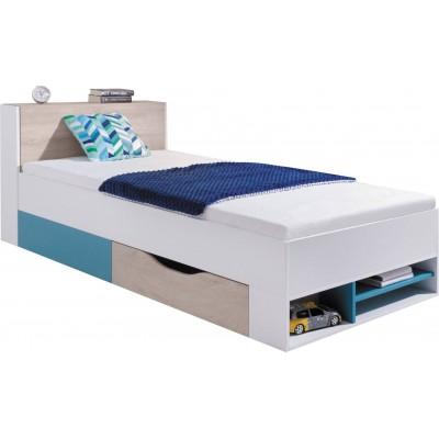 Planet łóżko 90 PL14 L/P Meblar