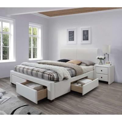 Modena 2 łóżko Halmar