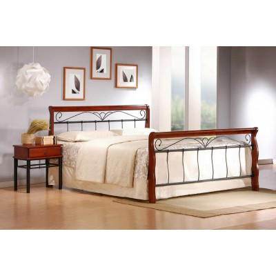 Veronica 160 łóżko Halmar
