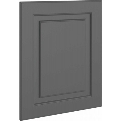 Bella Graphite Super Mat OZ 45 Front zmywarkowy bella graphite super mat 45 panel zewn