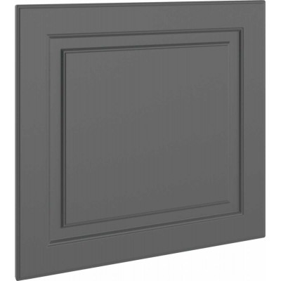 Bella Graphite Super Mat OZ 60 Front zmywarkowy bella graphite super mat 60 panel zewn