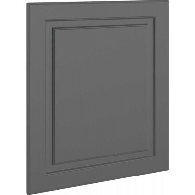Bella Graphite Super Mat OZU 60 Front zmywarkowy bella graphite super mat 60 panel ukryty