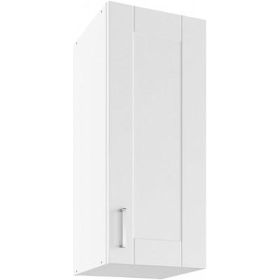 Milano Bianco Super Mat UO 30 Szafka wisząca z drzwiami