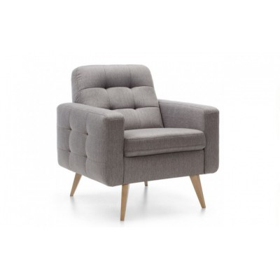 Fotel w stylu Skandynawskim 81 cm NAPPA Gala Collezione
