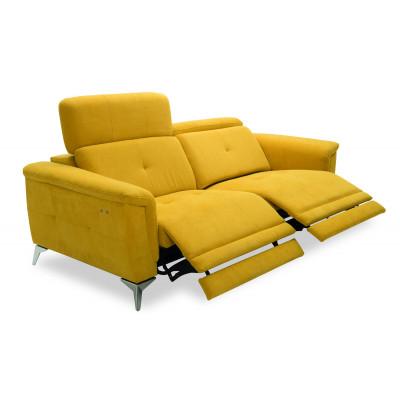 Amareno sofa 3-osobowa z funkcja relaks