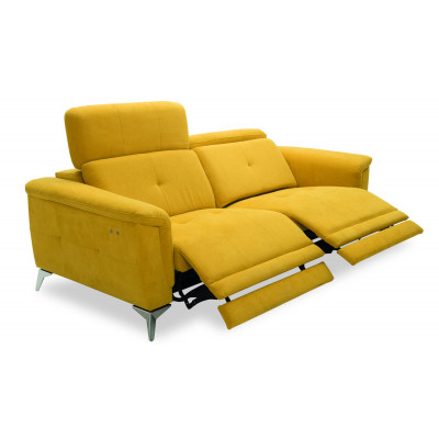 Amareno sofa 3-osobowa z funkcja relaks + akumulator