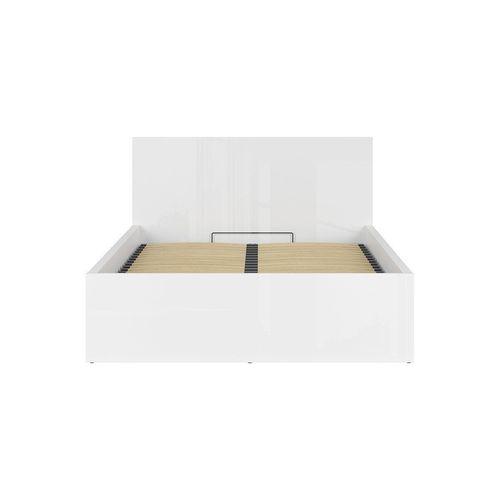 Łóżko 140 B Tetix LOZ/140/B Black Red White