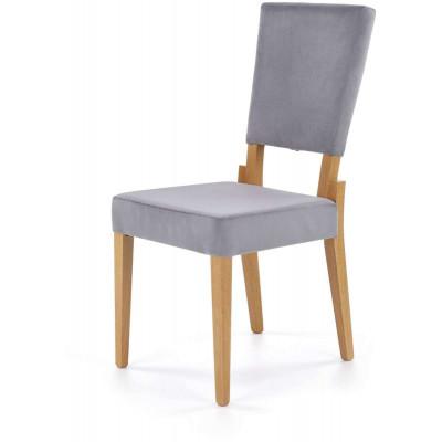 Sorbus krzesło popielate nogi dąb miodowy Halmar