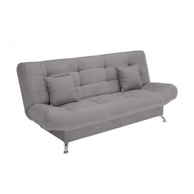 sofa WIOLA szara Black Red White (meble tapicerowane)