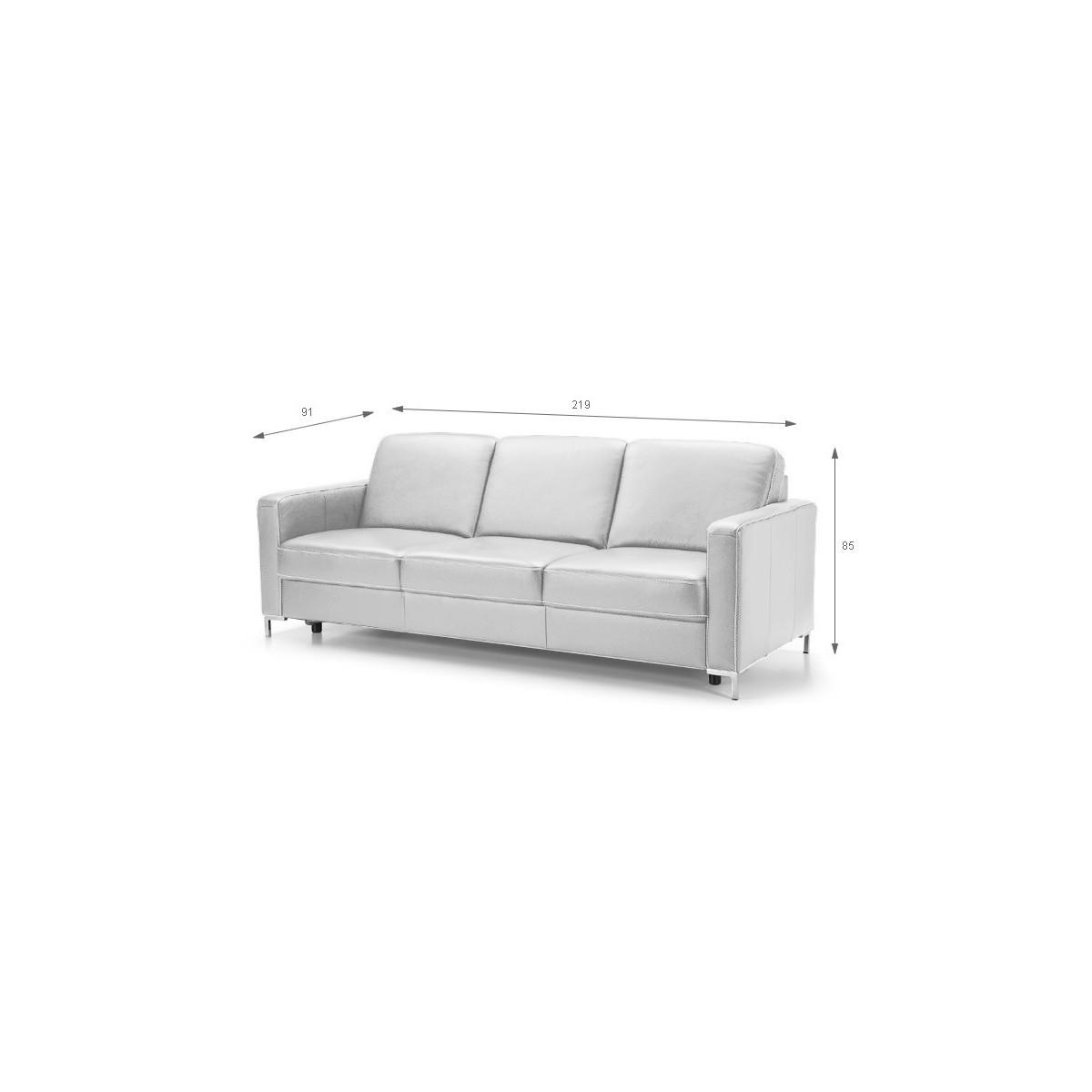 Basic sofa 3F 219cm