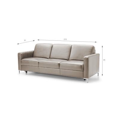 Basic Sofa 3-osobowa-os. z funkcją spania 219cm Etap Sofa