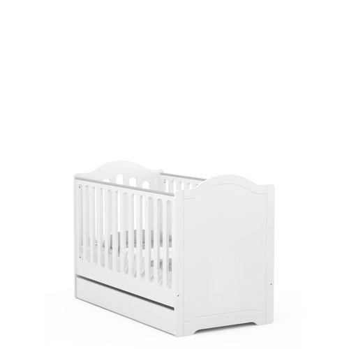 Łóżeczko Simple White 70x140 Meble Meblik