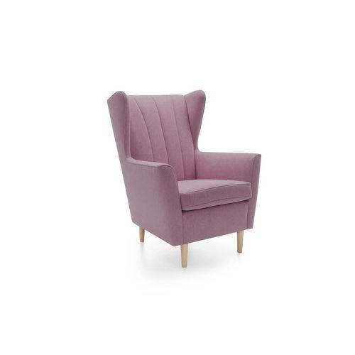 Fotel FIDO pudrowy róż Gala Collezione