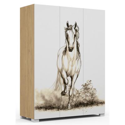 Szafa 150 Horse Oak Meble Meblik