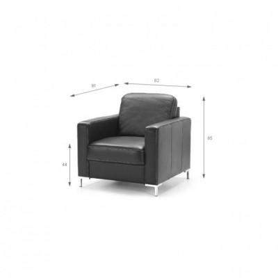Basic Fotel 82cm Etap Sofa