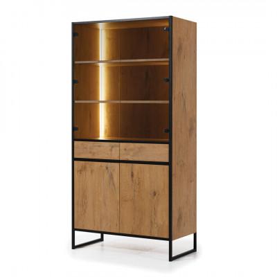Loft Witryna LFWI-4D2S New Elegance