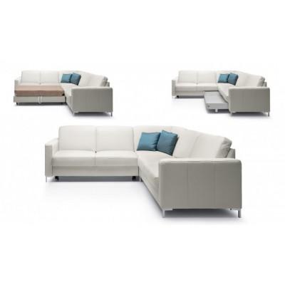Basic Narożnik Duży 237/232 Etap Sofa