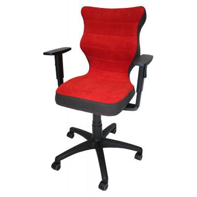 Krzesło Wave czerwone Meble Meblik
