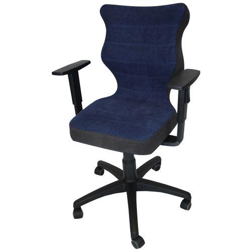 Krzesło Wave granatowe Meble Meblik
