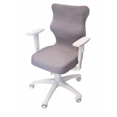 Krzesło obrotowe Soft szare Meble Meblik