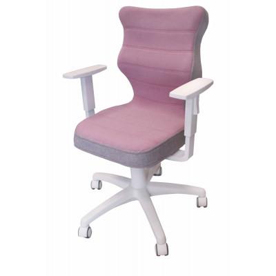 Krzesło obrotowe Soft różowe Meble Meblik