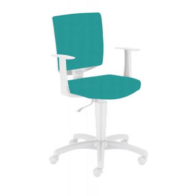 Krzesło obrotowe Enjoy miętowe Meble Meblik