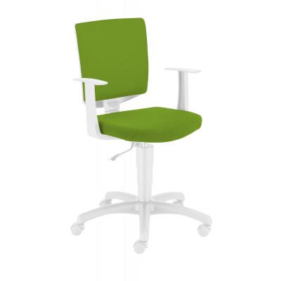 Krzesło obrotowe Enjoy oliwkowe Meble Meblik