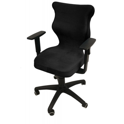 Krzesło obrotowe Solar Black Meble Meblik