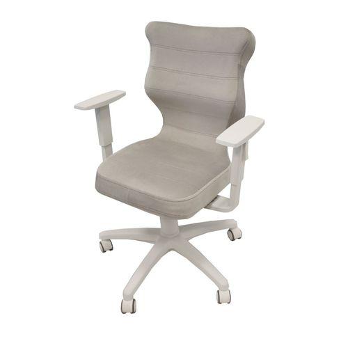 Krzesło obrotowe Solar Light Grey Meble Meblik
