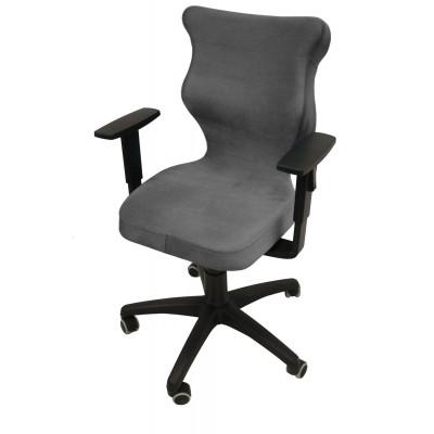Krzesło obrotowe Solar Dark Grey Meble Meblik