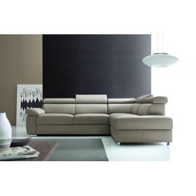 Zoom Narożnik 261x203cm z funkcją spania Etap Sofa