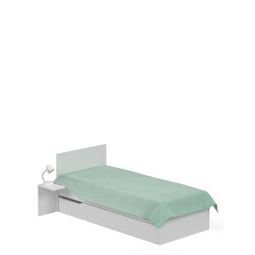 Łóżko 90x200 UNI White