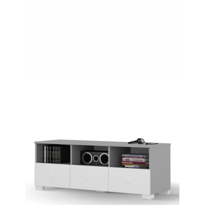 Szafka RTV UNI Grey 150
