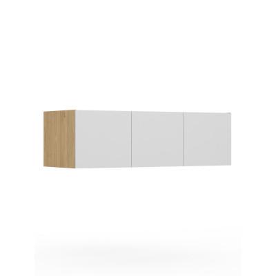 Nadstawka szafy 150 UNI Oak