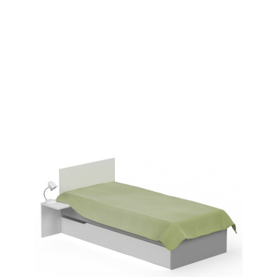 Łóżko 90x200 UNI Fresh