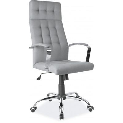 Fotel Obrotowy Q-136 szary