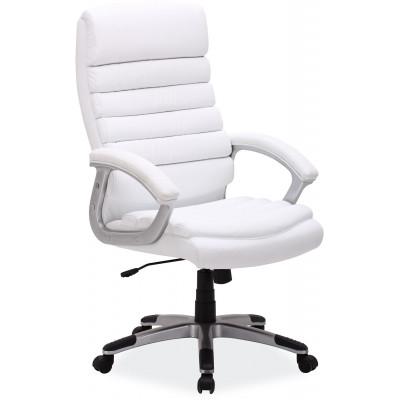 Fotel Obrotowy Q-087 biały