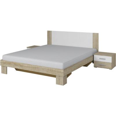 Łóżko 180cm + stoliki nocne...