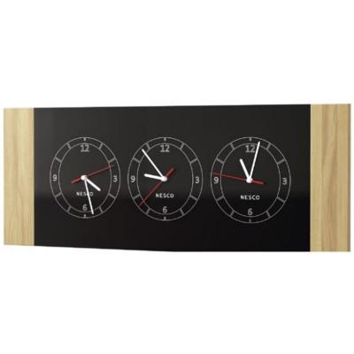 Zegar potrójny Nesco
