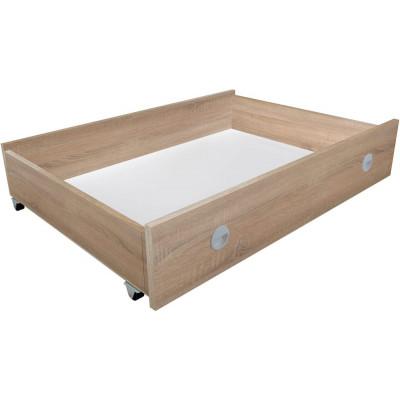 Szuflada łóżka Ala dąb sonoma