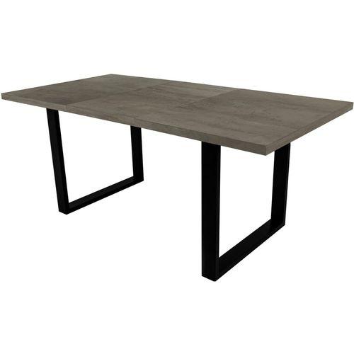 Stół rozsuwany 160x210 Loft beton