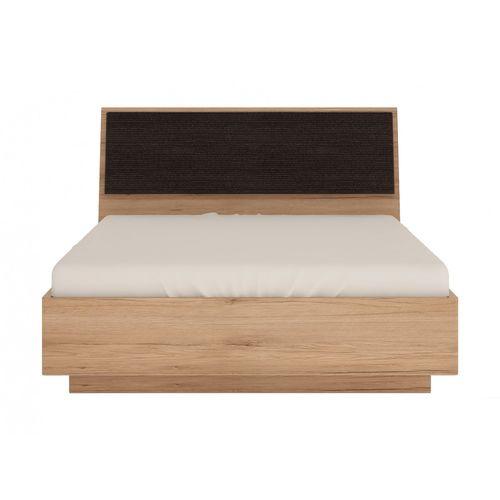 Łóżko 140 cm dąb San Remo, Summer 91 Meble Wójcik