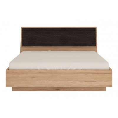 Łóżko 160 cm dąb San Remo, Summer 92 Meble Wójcik