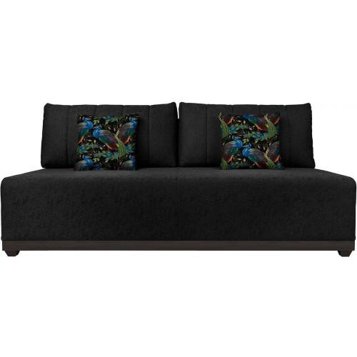 Sofa Arbela Print Pawie Blue Black/Solar 99 Black