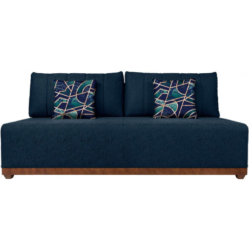 Sofa Arbela Print Glamour 38 Green Navy/Milton New 20 Blue