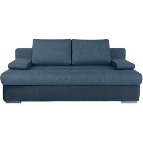 Sofa Olimp III Degas 77 Blue/Monoli 77 Navy