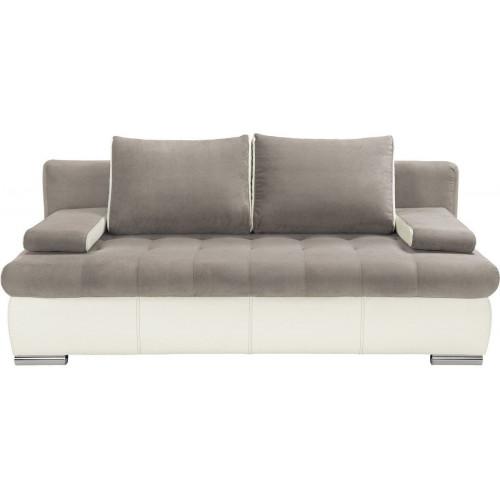 Sofa Olimp III Gordon 91 Silver/Madryt 920 White