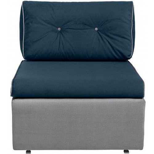 Sofa Teti Fancy 79 Blue/Fancy 90 Grey