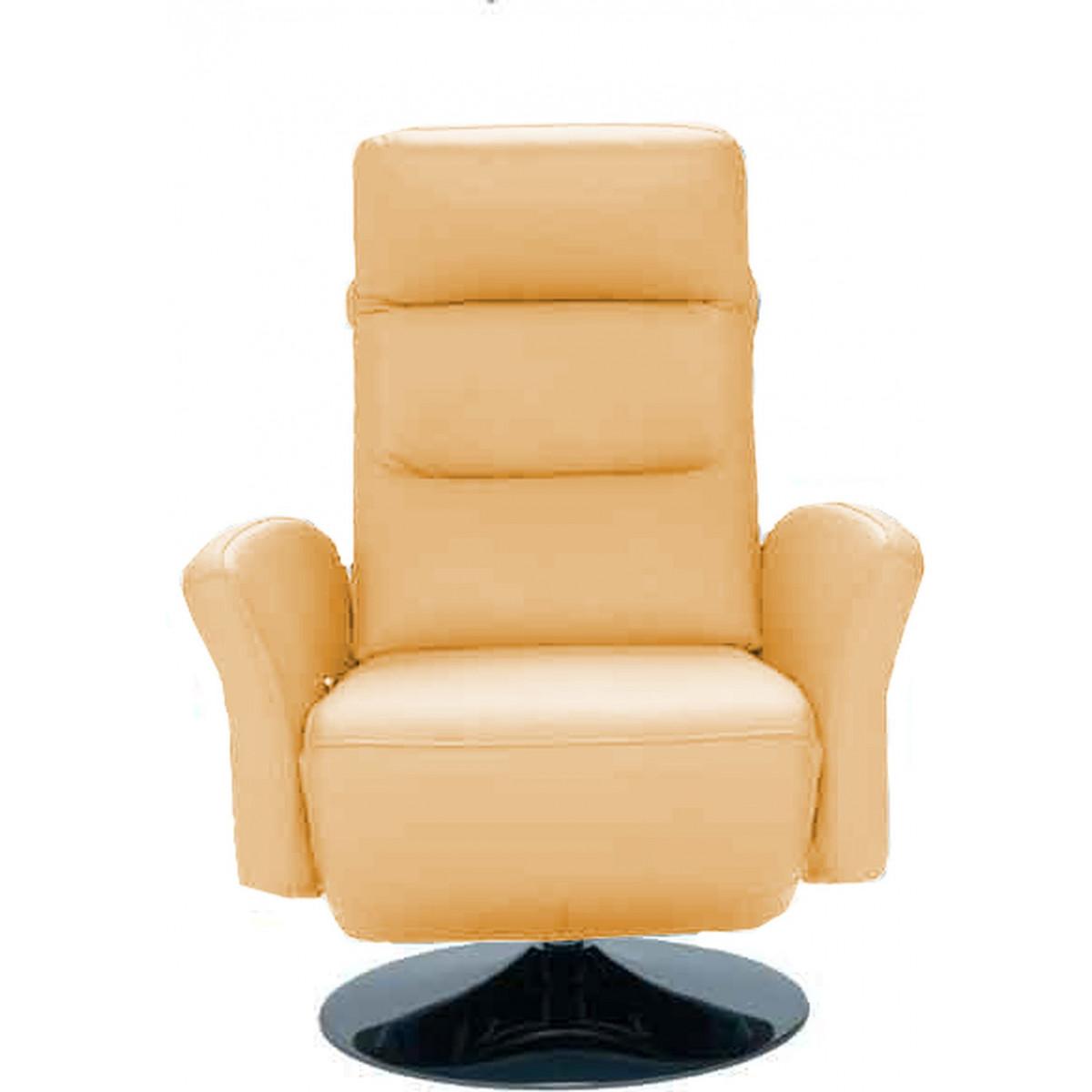 Fotel Basilico z funkcją relax