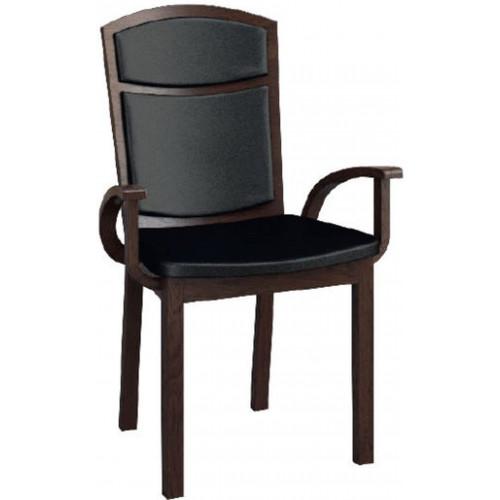 Bari krzesło Roma z podłokietnikiem EXTRA